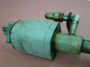 Aro Pneumatic Greas Pump Drum Mounted Overall 3 H60424