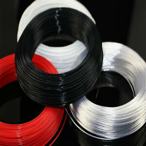 100m 328ft 14 24awg Teflon Wire Silver Plated Diy Power Transformation Line