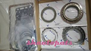 A340e A343f Aw4 Transmission Overhaul Master Rebuild Kit For Jeep Cherokee 94 01