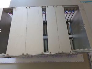 Schroff 20 slot Vme Systembus Chassis With 20890 113 Backplane