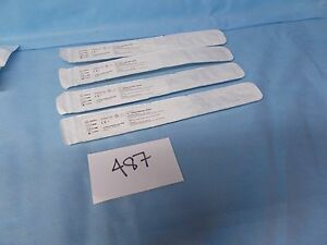 Olympus A22257c Hf resection Electrodes Cylinder lot Of 4 x