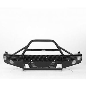 Ranch Hand Bsc151bl1 Summit Bullnose Series Front Bumper 15 17 Chevy 2500 3500hd