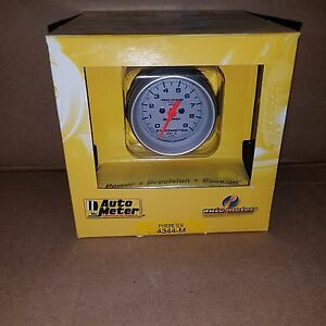 Auto Meter 4344 M Sport Comp Electric Pyrometer Gauge Kit 2 1 16