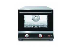 Axis Ax 413 Commercial 1 4 Quarter size Electric Convection Oven Made In Italy