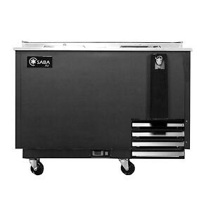 Saba Air Back Bar Bottle Cooler 1 2 Or 3 Door Slide 25 50 65 Or 95