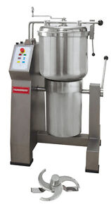 Thunderbird Vcm 60 Vertical Bowl Cutter Mixer Vcm 60 Liter 15 Hp Save Vs Hobart