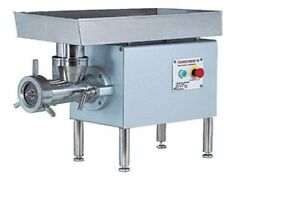 Thunderbird Tb 500e Stainless Steel No 32 3hp Meat Grinder New