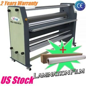 Us 63 High End Full Auto Wide Format Hot Laminator Large Laminating Machine
