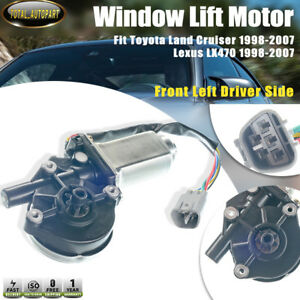 Window Motor For Toyota Land Cruiser 2000 2007 Lexus La470 Front Left 8210001