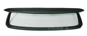 Front Grill Grille Style Sport Black For Toyota Fortuner 2009 2010 2011