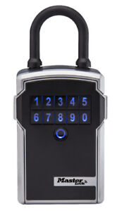 Master Lock 5440d Portable Bluetooth Lock Box
