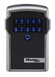 Master Lock 5441d Wall Mount Bluetooth Lock Box