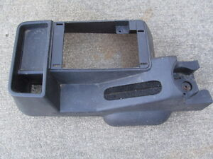 2005 06 Jeep Wrangler Tj Console Front Section