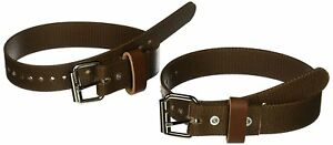 Klein Tools 5301 22 Ope Climber Straps For Pole And Tree Climbers