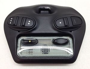 2005 2012 Porsche 987 Boxster Interior Roof Latch Dome Light Assembly Bc003
