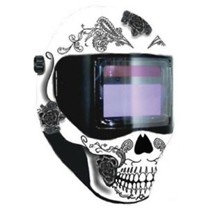 Save Phace Rfp Welding Helmet E Series 40sq Inch Lens 4 Sensor Day Of The Dead
