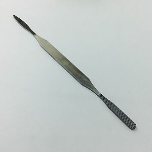 Stainless Steel Double Ended Nasal Rasp Ent Surgical Instruments