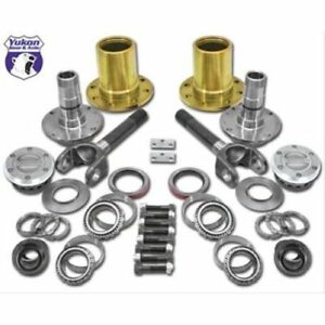 Yukon Gear And Axle Ya Wu 08 Spin Free Locking Hub Conversion Kit For Dana 30 44