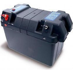 Marine Battery Box For Group 24 And Group 27 Batteries