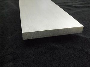 1 4 Aluminum 12 X 36 Bar Sheet Plate 6061 t6 Mill Finish
