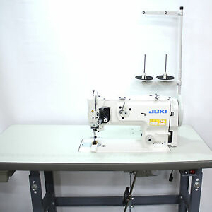 Juki Dnu 1541 Walking Foot Leather And Upholstery Sewing Machine W Servo Motor