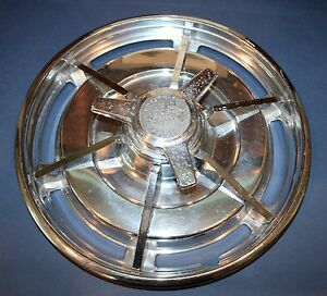 1963 Corvette Wheel Covers W Spinners Originals Hub Caps Survivor Car Save