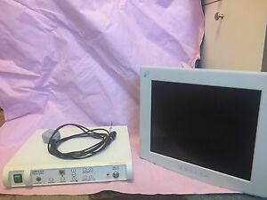 Smith nephew 460p Camera Box Camera Head And Nds Monitor All Tested All Work