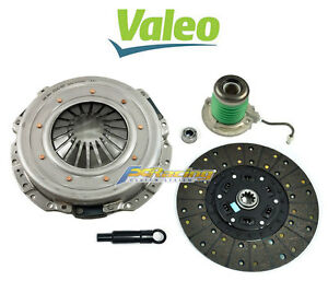 Valeo Rfx Stage 1 Disc Clutch Kit 05 10 Ford Mustang Gt Shelby Gt 4 6l 281