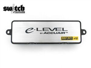 Accuair Elevel Ecu Replacement Control New R10 Hd free 2day Shipping