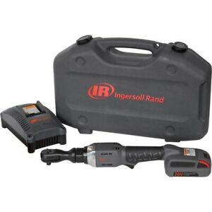 Ingersoll Rand 1 2 Cordless Ratchet With 1 Battery Charger And Case R3150 k12