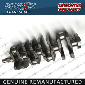 Crankshaft For Toyota Corolla Matrix Mr2 Celica Vibe Prizm 1zz Motor 1998 08