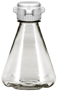 Foxx 1l Ezclear Baffled Erlenmeyer Flask W 53mm Verscap 248 4232 oem