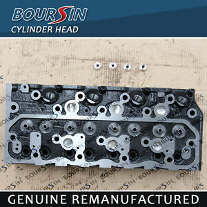 Cylinder Head For Isuzu Npr Nqr Gmc Chevy W 4bd2 4bd2t 3 9l 1992 98