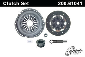Centric Clutch Kit For 81 82 Ford Mustang 81 83 Mercury Capri 2 3l 4cyl
