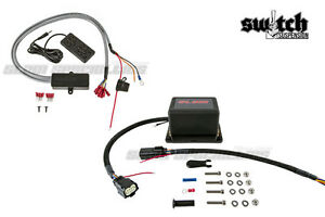 Slam Specialties 4 Corner Solenoid Valve W 8 Switch Air Suspension Controller