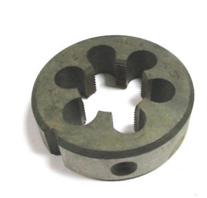 Threading Dies Pg 21 Hss By Wmw Die H16821