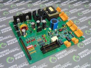 Used York 031 01382 d000 Millennium Chiller Power Supply Terminal Card Rev D