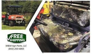 Kubota Rtv 900 Camo Seat Cushion Set Kubota Rtv900 Vehicle Camouflage Seats