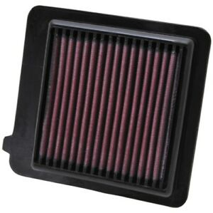 K n 33 2459 Panel Air Filter For Cr z High Performance Replacement 11 Honda Crz