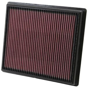K n 33 2483 High Performance Oe replacement Air Filter For 13 16 Cadillac Xts