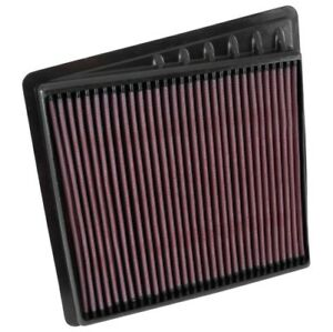 K n 33 5058 High Performance Oe Style Filter For 16 17 For Nissan Titan Xd