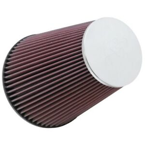 K n Rc 5046 Round Tapered Universal Air Filter Dia F 6 152 Mm