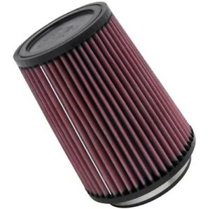 K N Ru 2590 Round Tapered Universal Air Filter Dia F 4 102 Mm