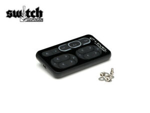 Accuair E level Touchpad Controller Black Anodized Finish