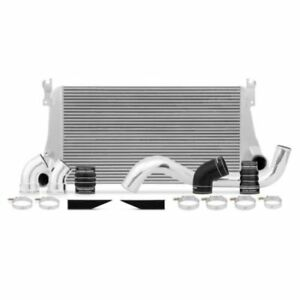 Mishimoto Mmint dmax 06ksl Intercooler Kit For 2006 2010 Silverado 2500 Hd