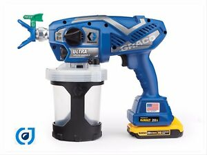 Graco Ultra Cordless Handheld Airless Sprayer 17m363