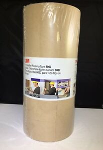 3m Flashing Tape 8067 All Weather Slit Liner 12 X 75 One Roll