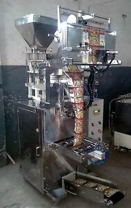 Popcorn Packaging Machine Pneumatic Type Ffs With Cup Filler