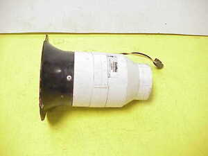 Detmar 12 Volt Brake Blower Fan 3 X 4 Nascar Arca Xfinity K N Rv Boat