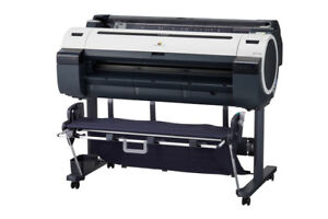 Canon Ipf785 Plotter Wide Format Only 2k Ultra Low Meter Call For Best Pricing
